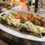 Filete de Res Salsa Jalapeño