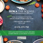 Roka The Square cover page