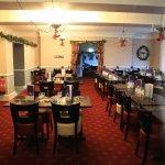 Bay Carlton Hotel dining room