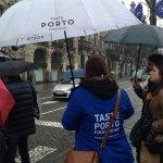 Even in the rain ...