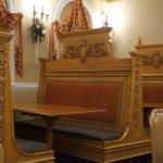 Elegant booths