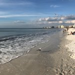 South Marco Beach resmi
