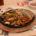 Chicken Fajita - Excellent!