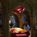 Shrine where the ninth Sikh Guru head is located