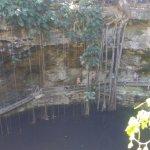 Photo de Ek Balam Cenote