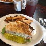 Split Turkado Sandwich is a must try. Real turkey not processed!