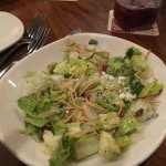 Blue Cheese chopped salad-- very disappointing