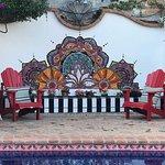 Hacienda Mosaico resmi