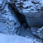 Athabasca Falls Foto