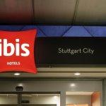 Foto de Ibis Stuttgart City