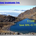 Langtang Gosainkunda trek one of the pilgrimage site for traveler