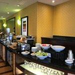 Breakfast, Executive Lounge...