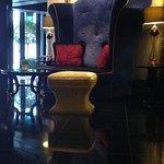 Huge armchairs