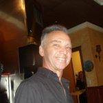 Our waiter Tom