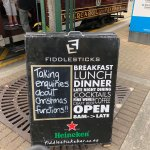 Fiddlesticks sign