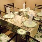 Silver service restaurant