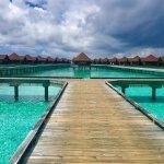 Foto de Robinson Club Maldives