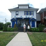 Motown Museum---Formerly Known As Hittsville U.S.A.