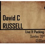 David C Russell Live @ Packing Shed Cafe