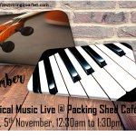 Zest: Classical Music Live @ Packing Shed Cafe
