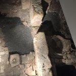 酒店內的古羅馬遺跡
