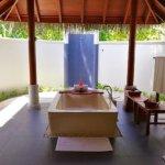 1 of 2 outdoor bathrooms