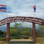 Amazing views and interesting experiences at the boarder between Thailand and Myanmar.