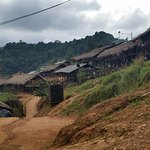 Hill tribe village near Doi Ang Khang (either Lahu or Palong...I cannot remember)
