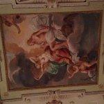 Affresco a soffitto Palazzo Arese Borromeo