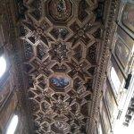 Elaborate ceiling