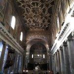 Santa Maria in Trastevere - nave