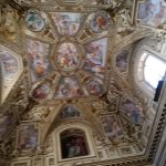 Frescoes and reliefs
