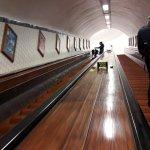 St. Anna's Tunnel / Pedestrians' Tunnel Foto