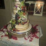 """The """"kind of thing we do best""""....  Book Your Wedding or personalised function .... any time"""