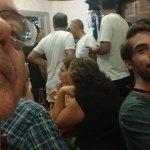 interior do floridita, com musica local, drinks, wi-fi e alegria