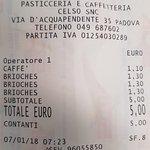 Photo of Pasticceria & Caffetteria Celso