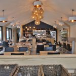 Trevisker's is a modern, purpose-built cafe and restaurant serving breakfast, lunch and dinner.