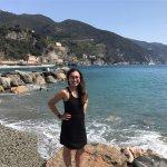Footpath Monterosso - Vernazza Foto