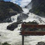 Saltos del Rio Ibañez Puerto Ibañez