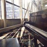 Piano in Grand Atrium