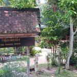 Small bee farm near the resort