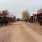 Allen Street in Tombstone, Arizona