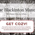 Photo de Blackinton Manor Bed & Breakfast
