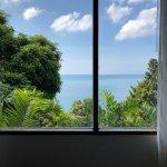 Ocean view villa, room 201