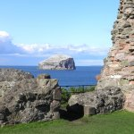 Tantallon Castle Photo
