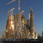 Sensation Sagrada Familia صورة فوتوغرافية