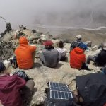 A frame from the EBC trek with Outfitter Nepal