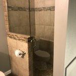 Nice tile shower