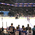 Love the NHL at Barclay Center supporting the New York Islanders. It's a real treat and buying s