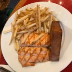 Special Request: Salmon w/ a Side of Fries
